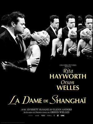 affiche La Dame de Shanghai