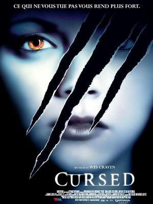 Affiche Cursed