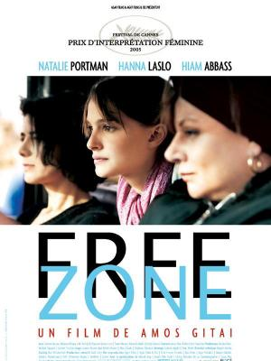 affiche Free zone