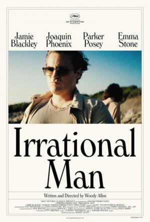 affiche L'Homme irrationnel
