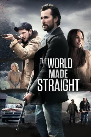 affiche The World Made Straight