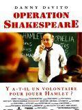Affiche Opération Shakespeare