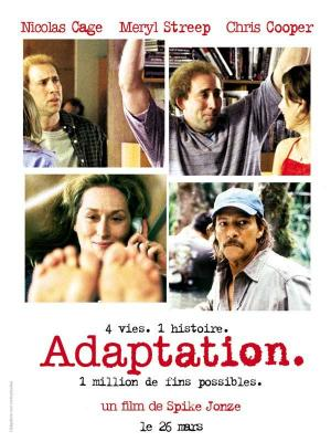 Affiche Adaptation