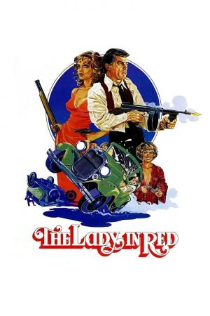 Affiche The Lady in Red