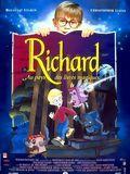 Affiche Richard au pays des livres magiques