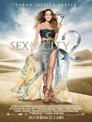 Affiche Sex and the City 2