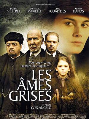 Affiche Les Ames grises