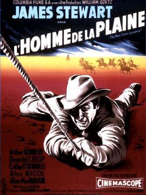 affiche L'Homme de la plaine