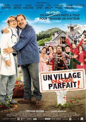 Affiche Un village presque parfait !