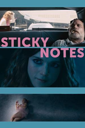 Affiche Sticky Notes