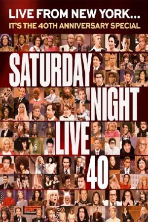 Affiche Saturday Night Live 40th Anniversary Special