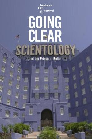 Affiche Going Clear: Scientology and the Prison of Belief