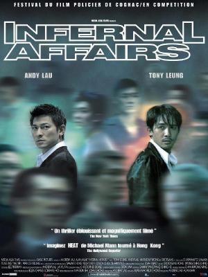 Affiche Infernal affairs