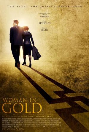 Affiche Woman in Gold