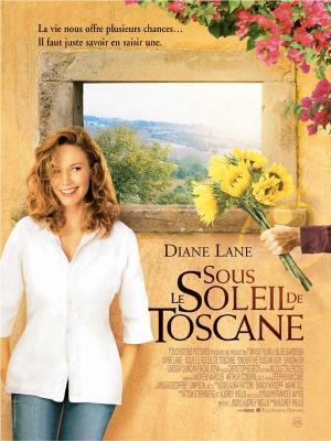 affiche Sous le soleil de Toscane