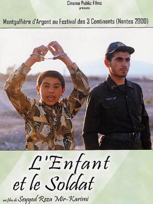 Affiche L'Enfant et le soldat