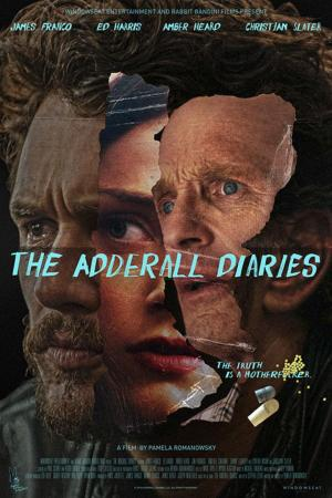 Affiche The Adderall Diaries
