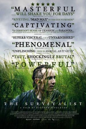 Affiche The Survivalist