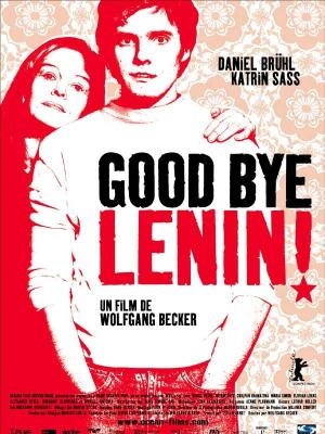 Affiche Good Bye, Lenin!