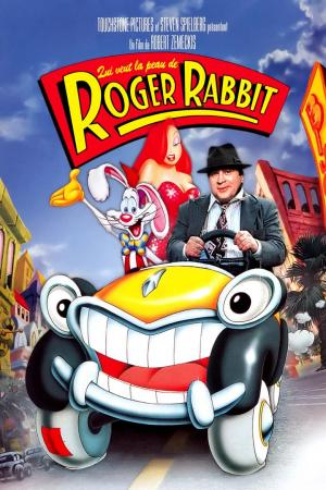 Affiche Qui veut la peau de Roger Rabbit ?