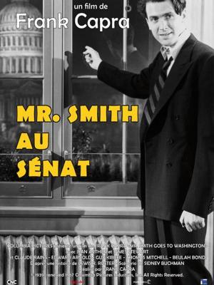 affiche Mr. Smith au sénat