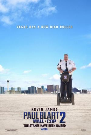 Affiche Paul Blart: Mall Cop 2