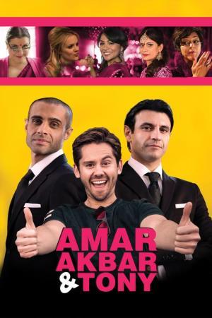 Affiche Amar Akbar & Tony
