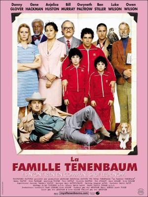 Affiche La famille Tenenbaum