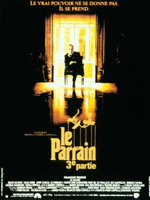 Affiche Le Parrain, 3e partie