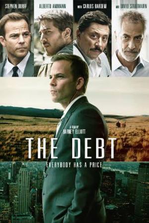 Affiche The Debt