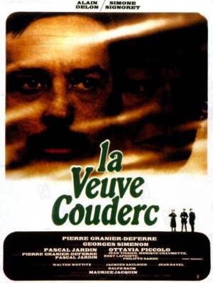 affiche La Veuve Couderc