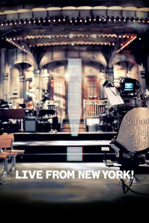 Affiche Live from New York!