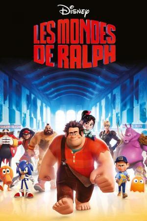 Affiche Les Mondes de Ralph