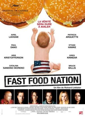 Affiche Fast Food Nation