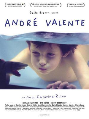 Affiche André Valente
