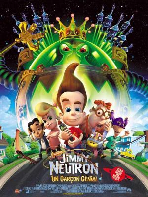 Affiche Jimmy Neutron : un garçon génial
