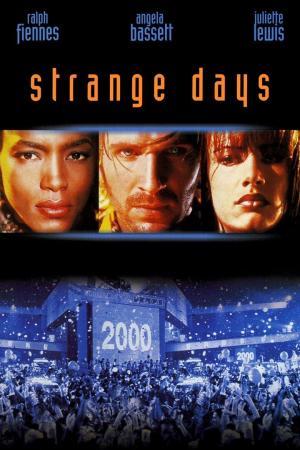 Affiche Strange Days