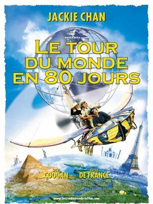 Affiche Le Tour du monde en 80 jours