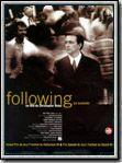Affiche Following, le suiveur