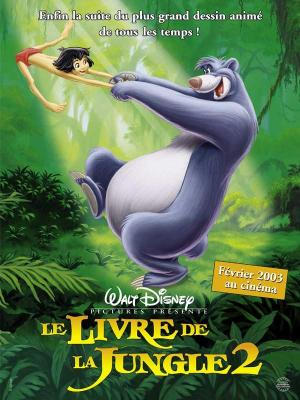 Affiche Le Livre de la jungle 2