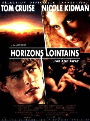 Affiche Horizons lointains