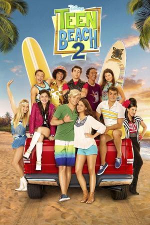 affiche Teen Beach 2