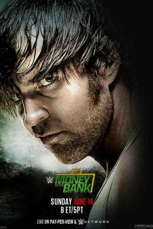 Affiche WWE Money in the Bank 2015
