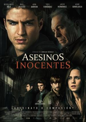 Affiche Asesinos inocentes