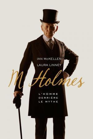 Affiche M. Holmes