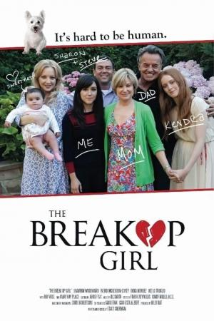 Affiche The Breakup Girl