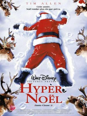 Affiche Hyper Noël