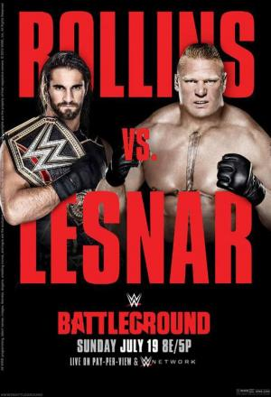 Affiche WWE Battleground 2015