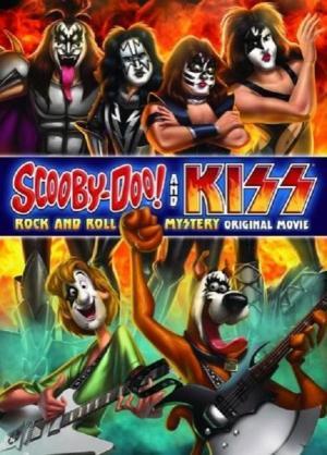 Affiche Scooby-Doo! rencontre avec KISS