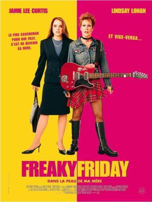 affiche Freaky Friday dans la peau de ma mère